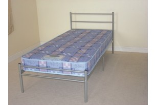 London Single Metal bed Base