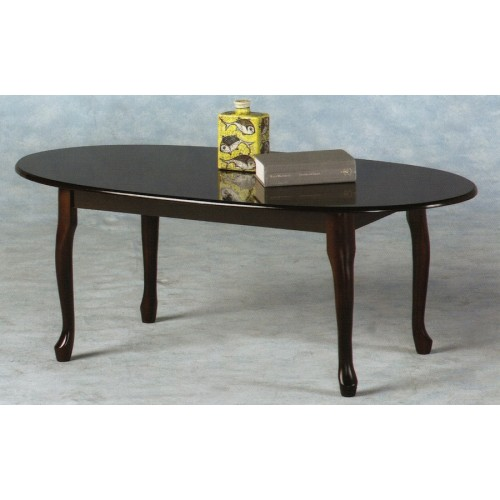 Queen Anne Coffee Table Mahogany