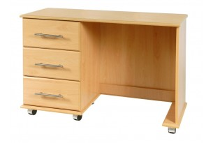 Boston Single Dresser  (beech/walnut/white)